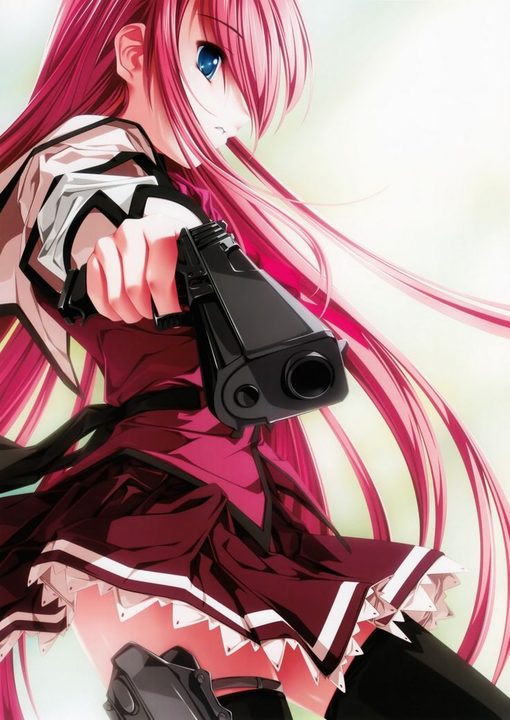 If You Where In A Action Anime What Weapon Would You Use