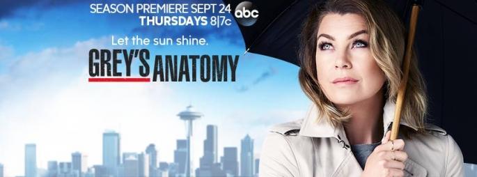 Abctv Priemere Greys Anatomy Season 12 Episode 1 Online S12e01