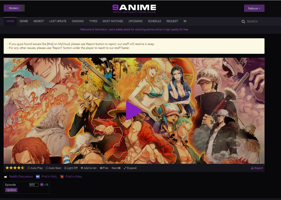 All-In-One 9Anime Extension · Anime Related! · Disqus