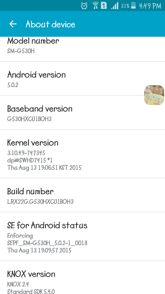 Install Android 5.0.2 Lollipop Firmware on Galaxy Grand ...