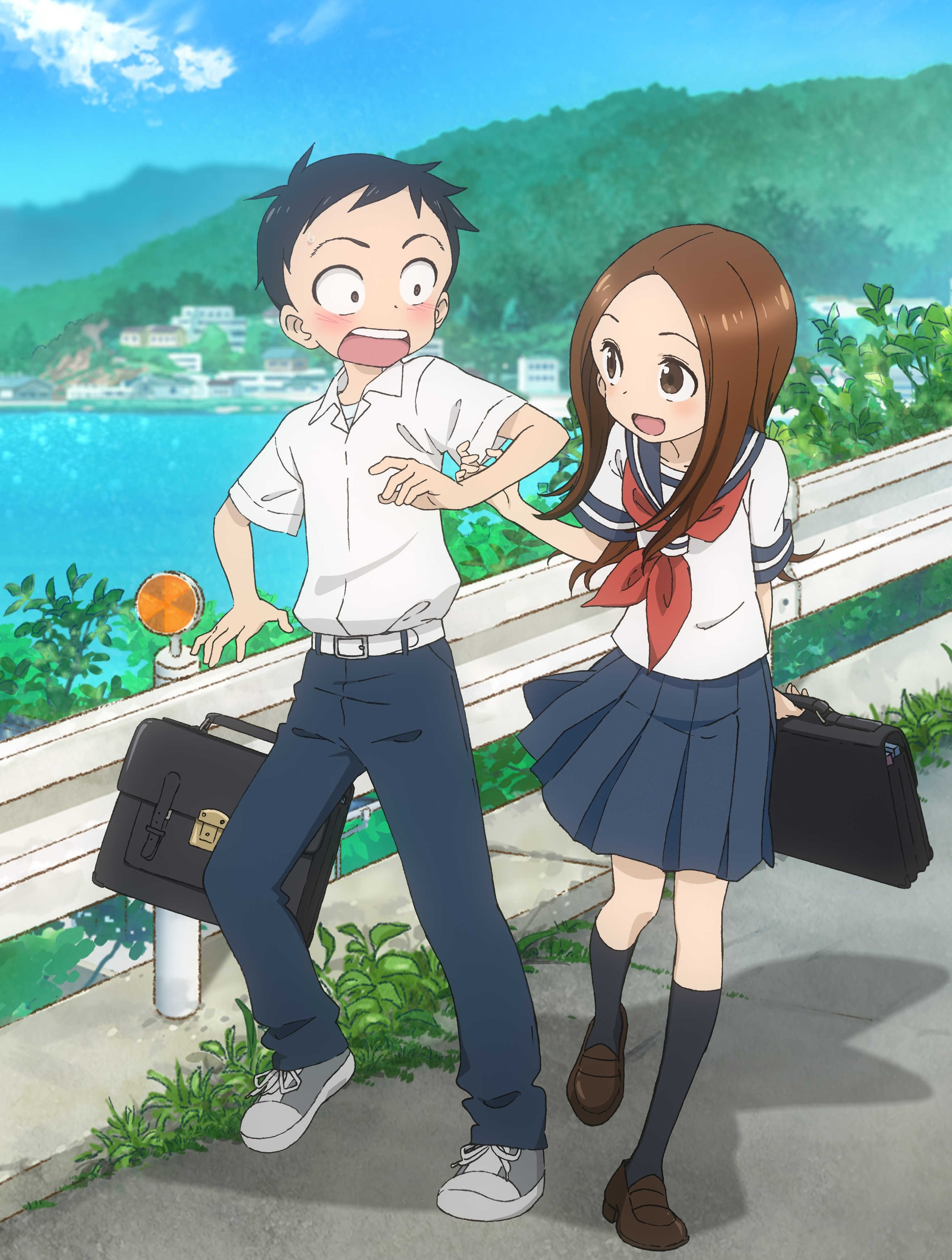 Some of my favorite romance comedy anime