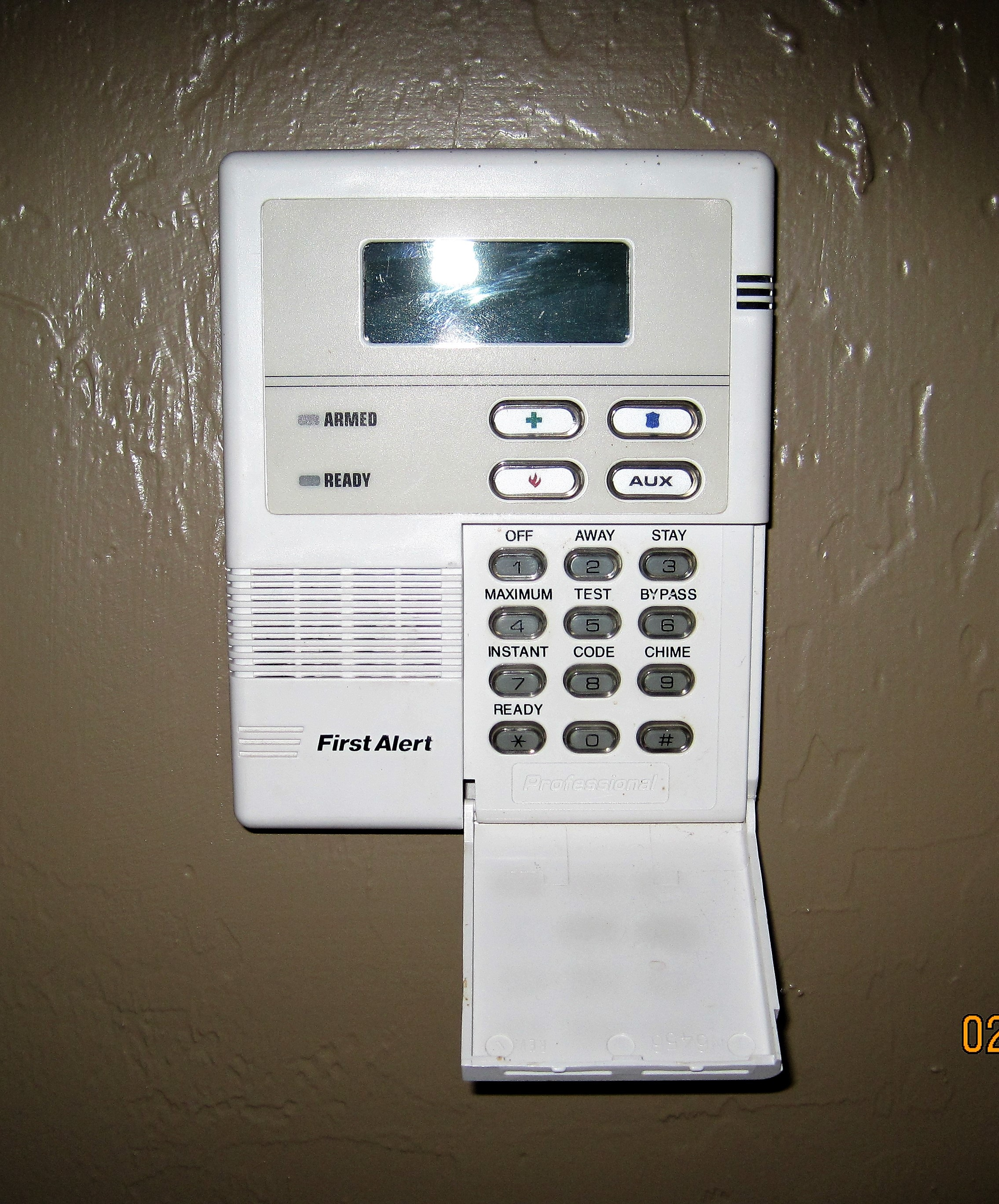 how to change the codes on a honeywell alarm system alarm grid