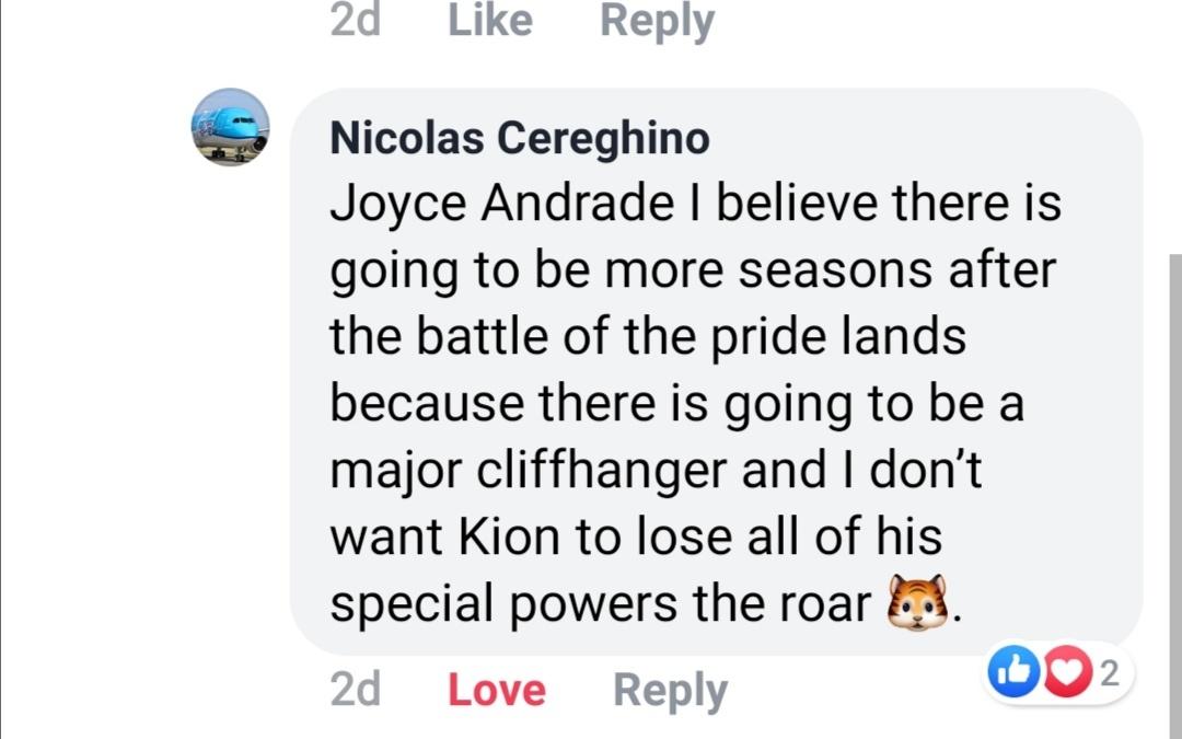 The Lion Guard S3 E1: Battle for the Pride Lands | WatchTLG