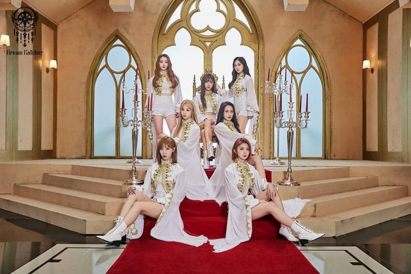 dreamcatcher kpop band