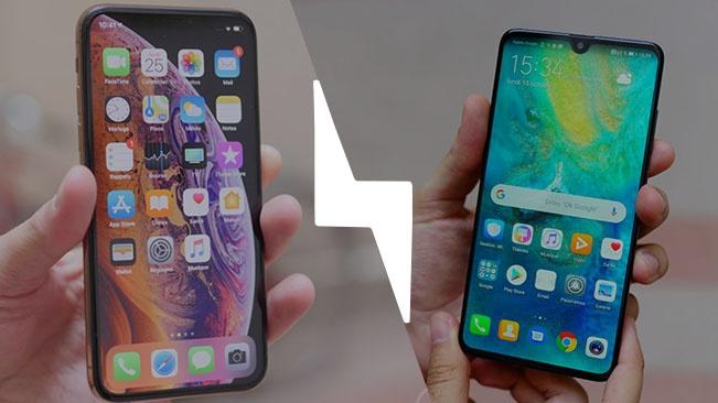 Quelles sont les 5 meilleures alternatives Android à l iPhone X, XS et XR  en 2019   - FrAndroid 549698a88f15