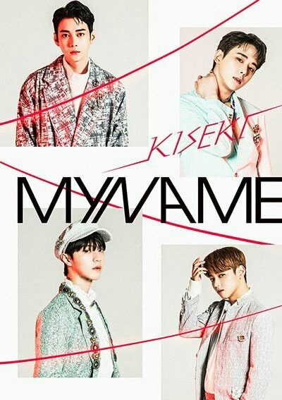 Myname kpop band