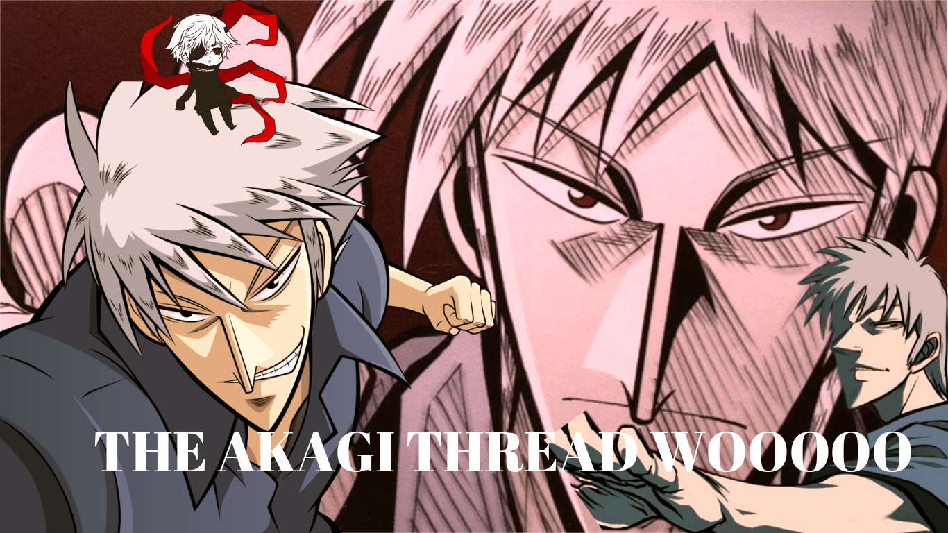 Anime: Manga: Thoughts: Review: Akagi: The Night That Lasted