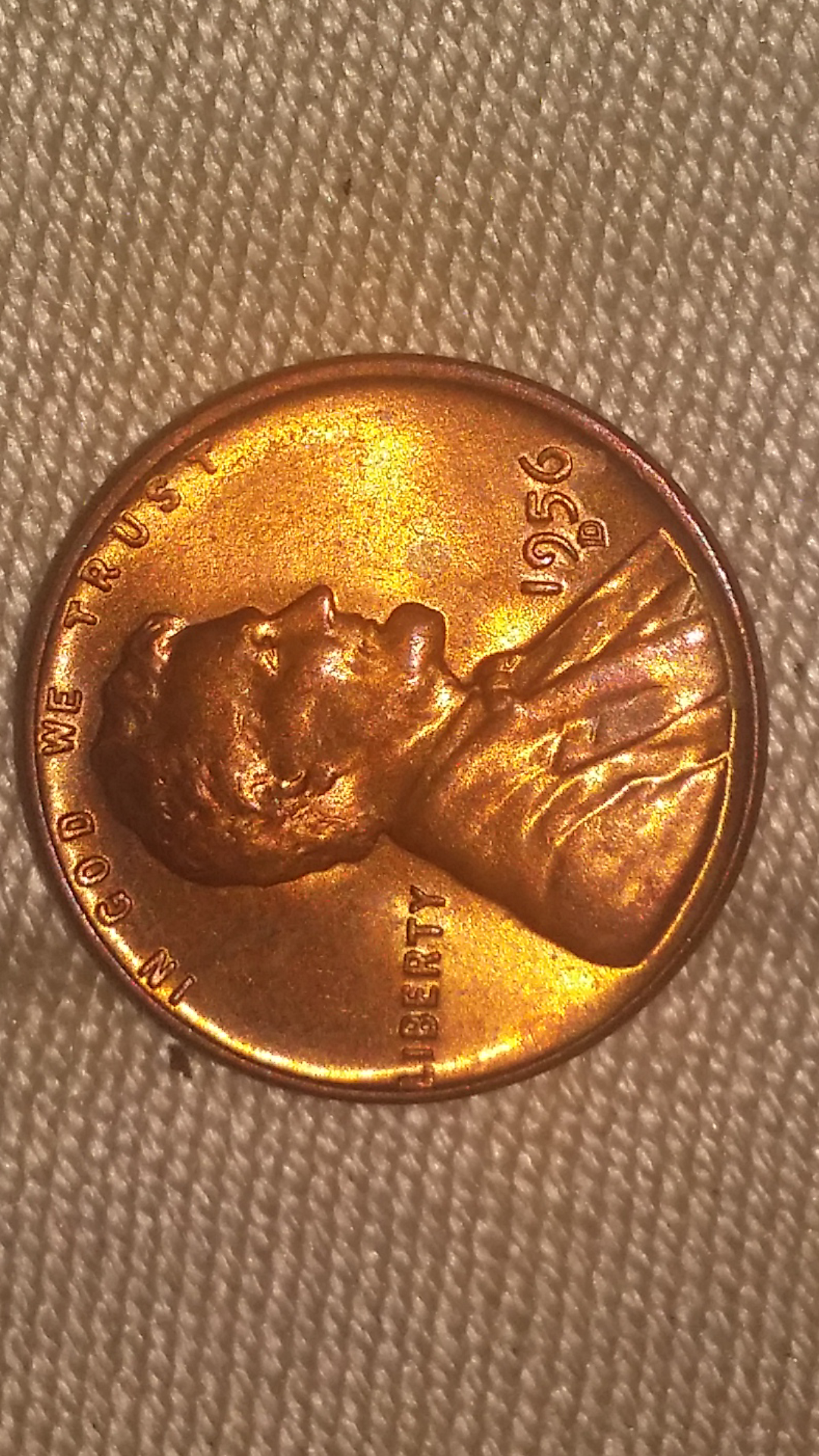How much copper is in a penny?