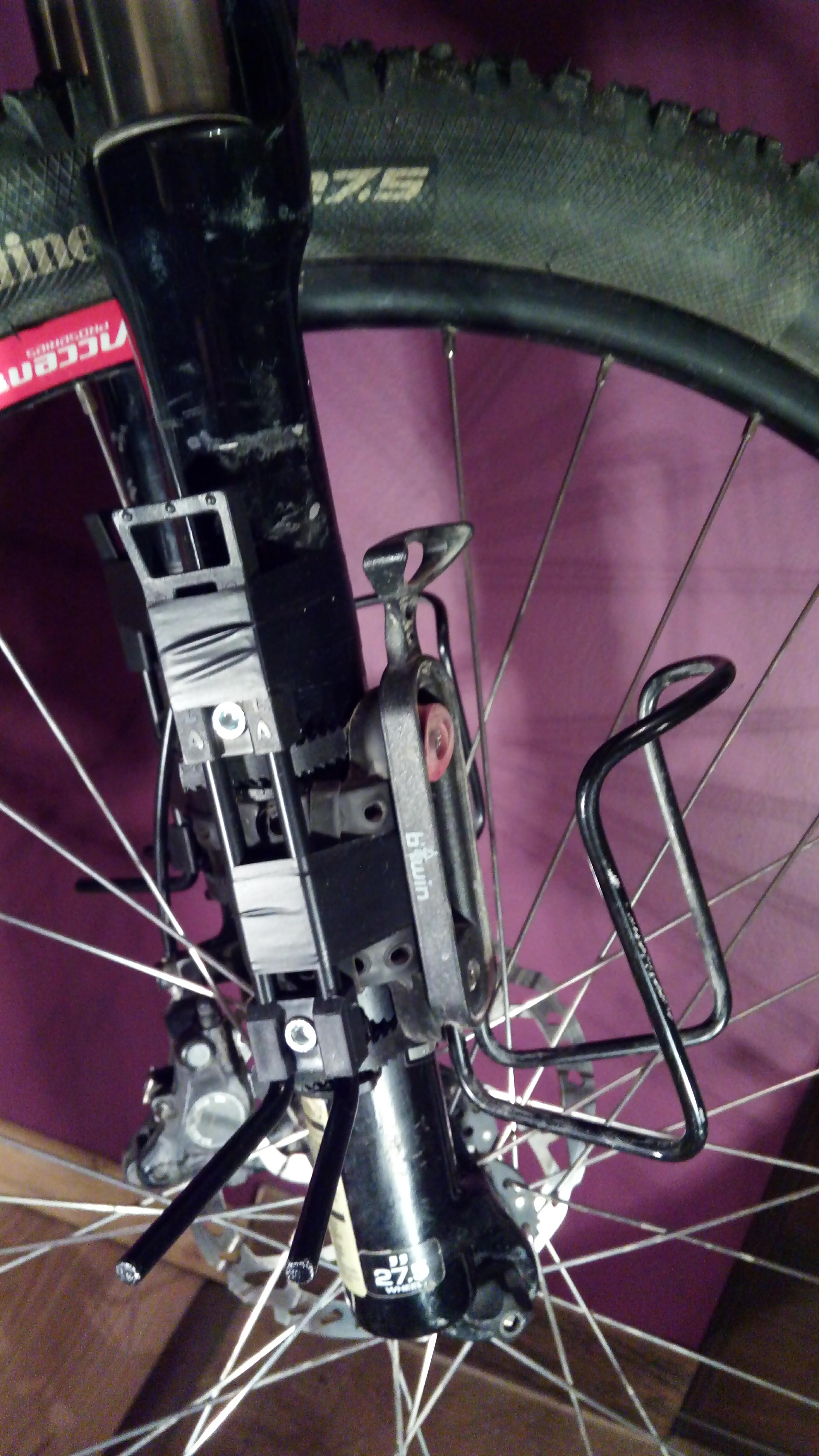 King Manything Cage Amp Universal Support Bolt Bikepacking Com
