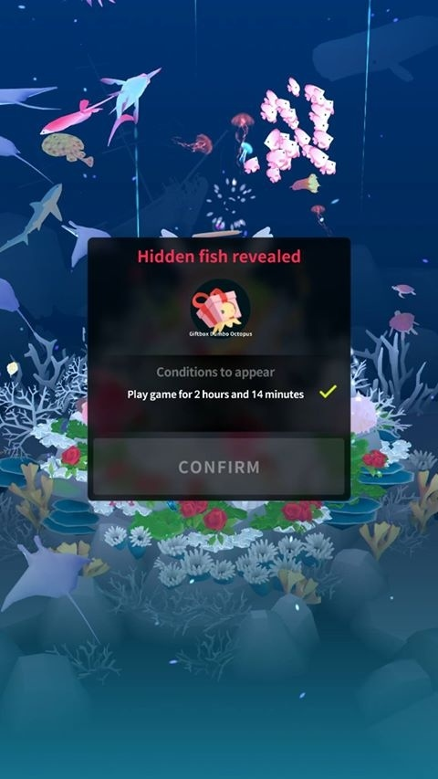 Abyssrium tap tap fish hidden fish gameplay guide for Tap tap fish halloween event