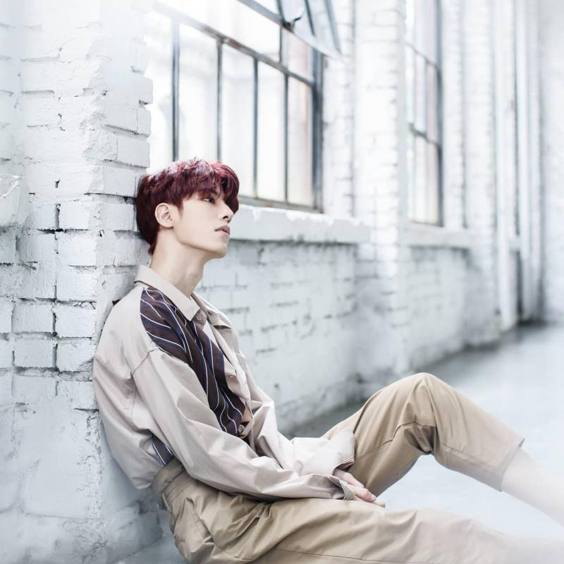 Jaehyeong the rose