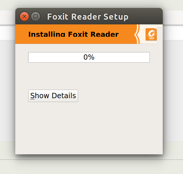 How to Install Foxit PDF Reader 8 0 on Ubuntu 16 04 or Any