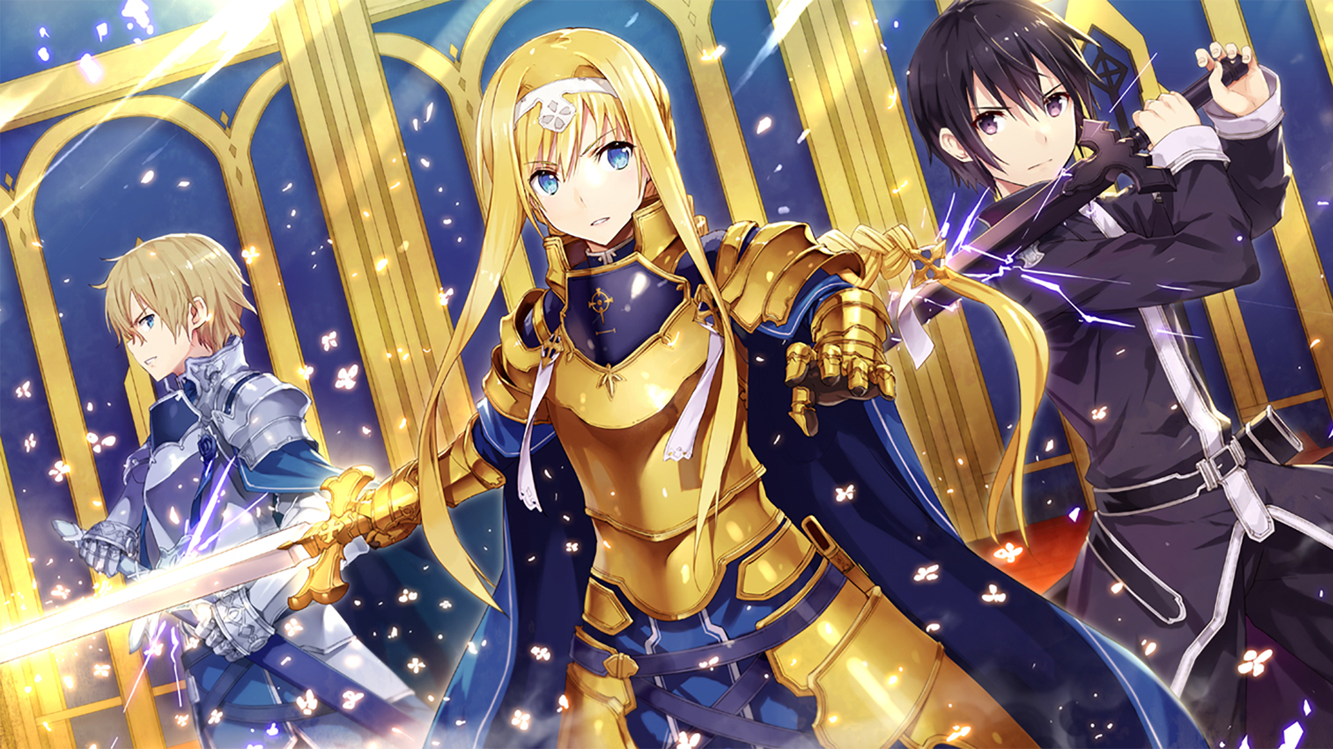 Anime: Sword Art Online Alicization · Anime is Love, Anime