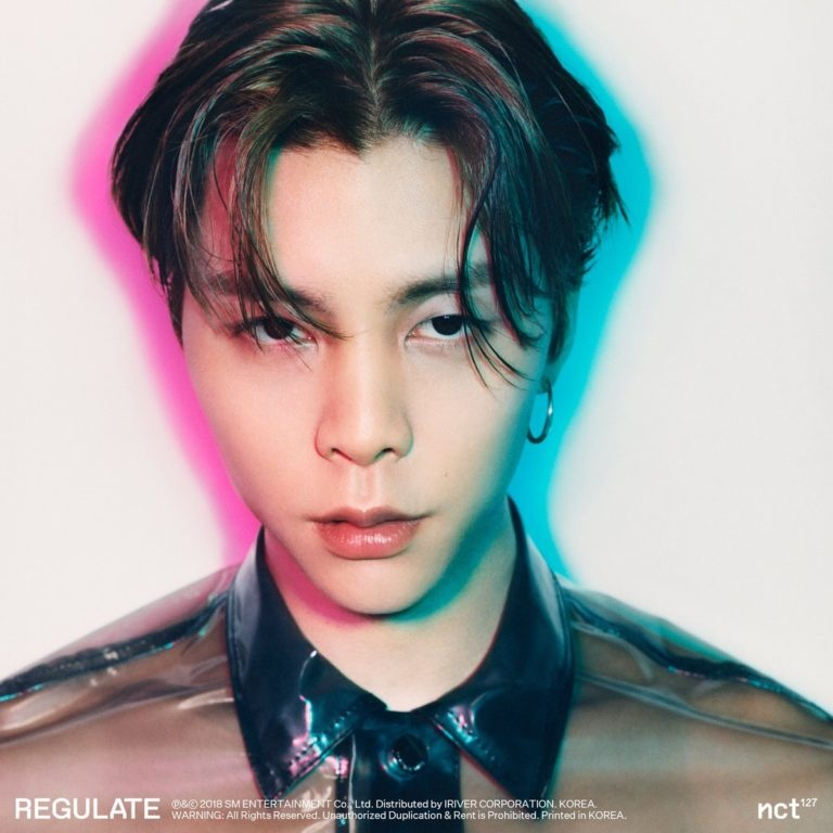 Johnny NCT 127 2018