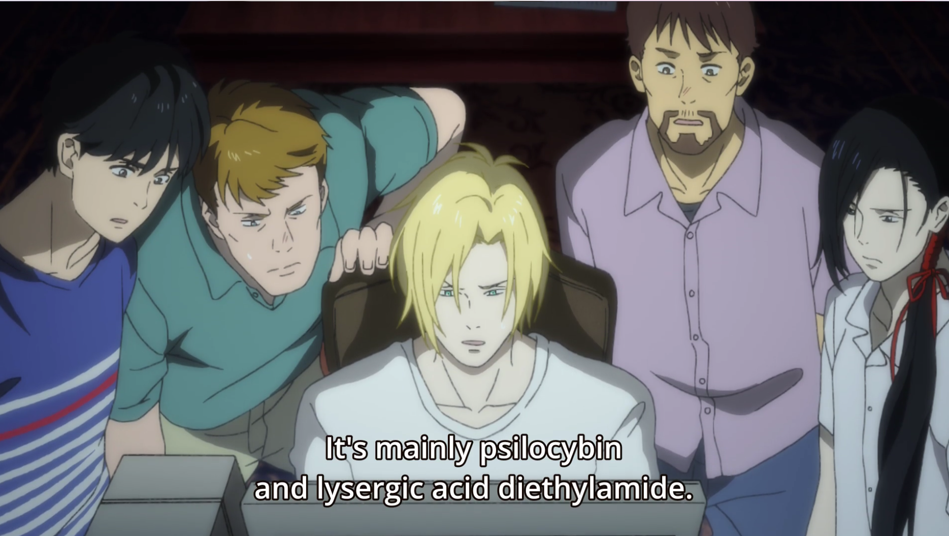 Banana MKUltra- Beyond the Anime (SPOILERS) · Seinen Youth · Disqus