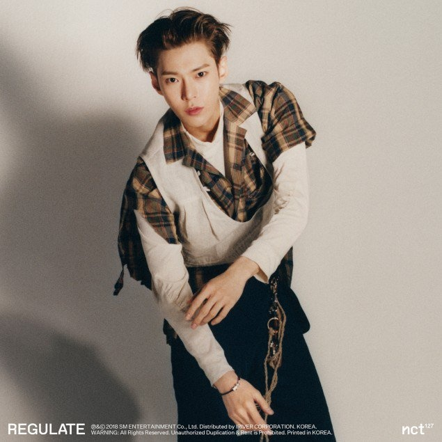 Doyoung NCT 2018