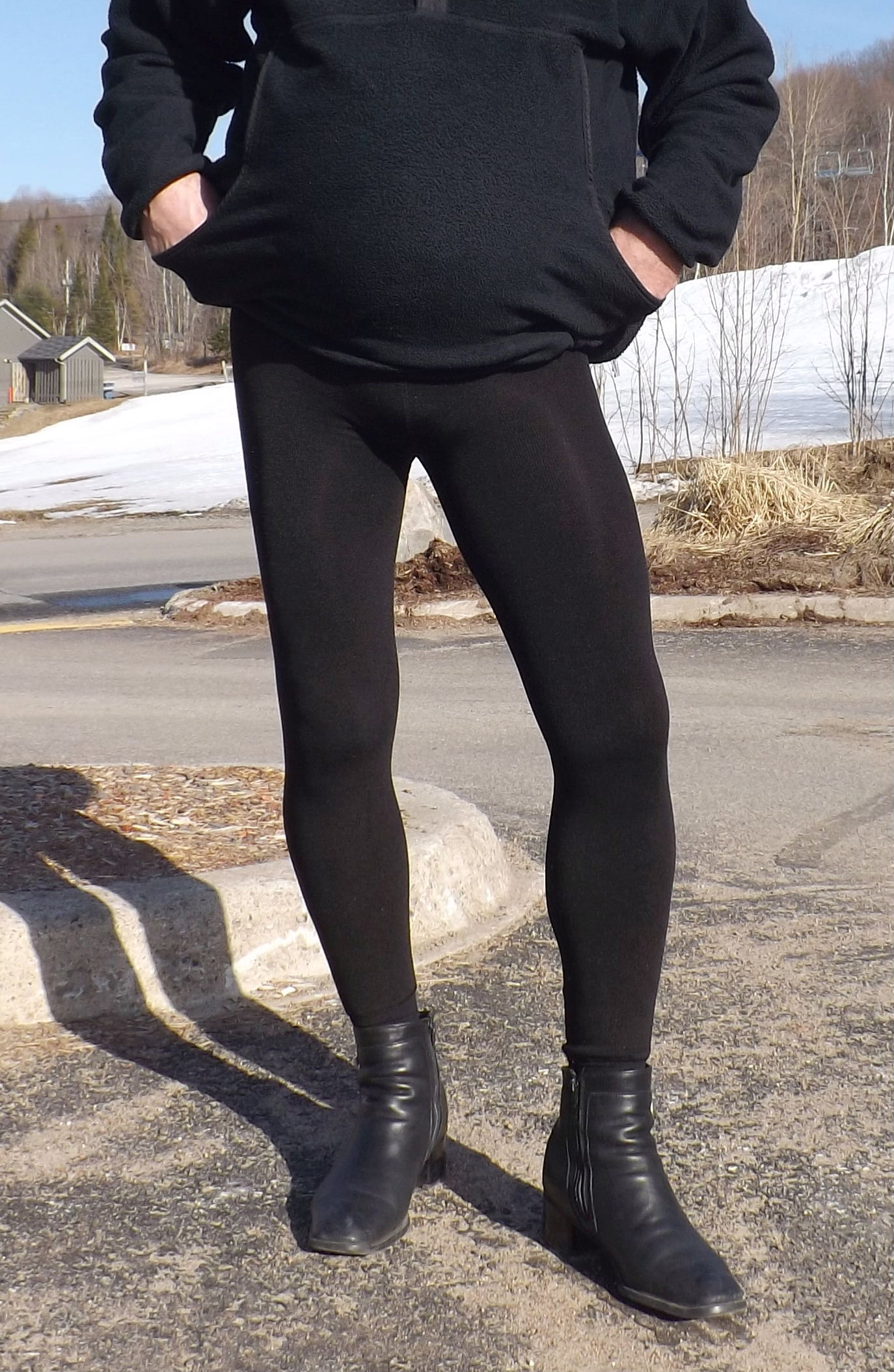 How To Rock Leggings No Matter How Freezing It Is Outside
