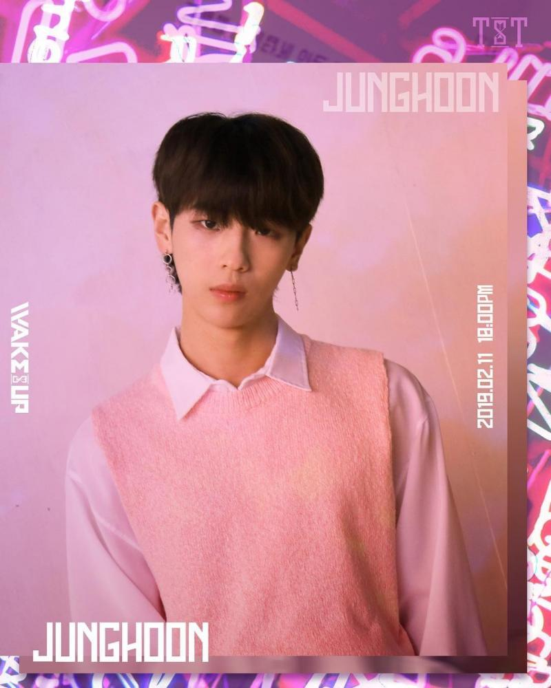 Junghoon TopSecret