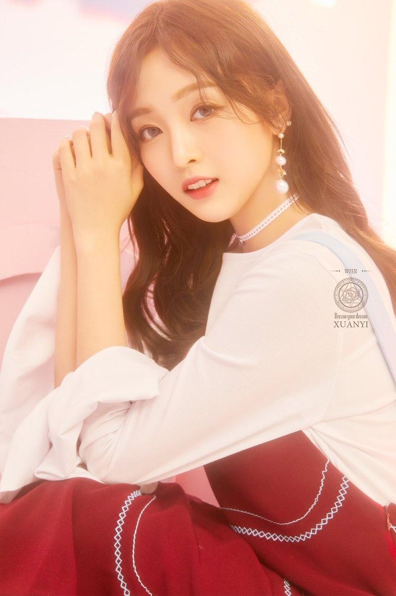 Xuan Yi Cosmic Girls 2018