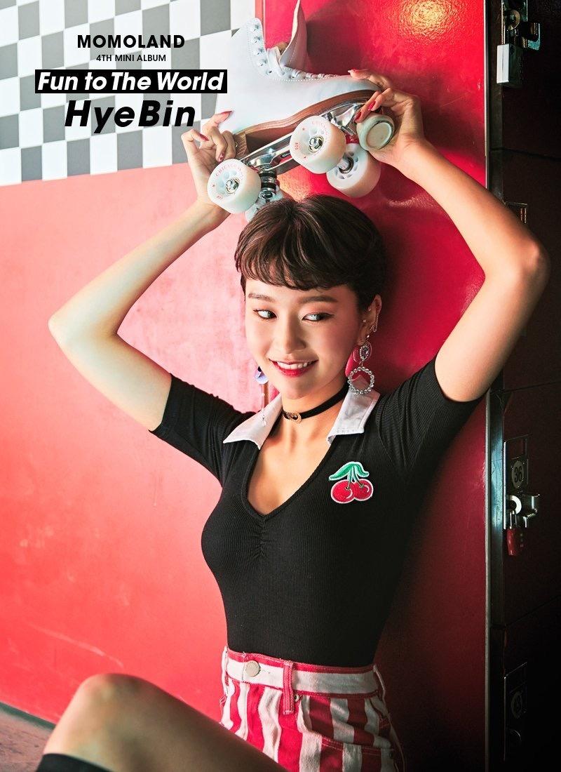 Hyebin Momoland