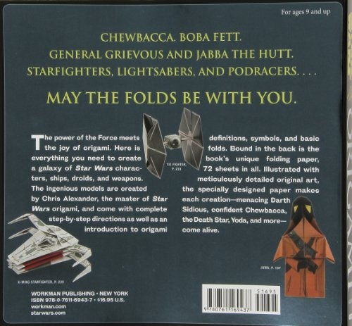 Top 1 Pdf Star Wars Origami 36 Amazing Paper Folding Projects