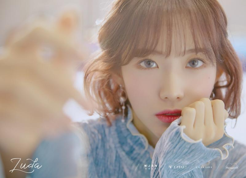 Luda Cosmic girls 2018