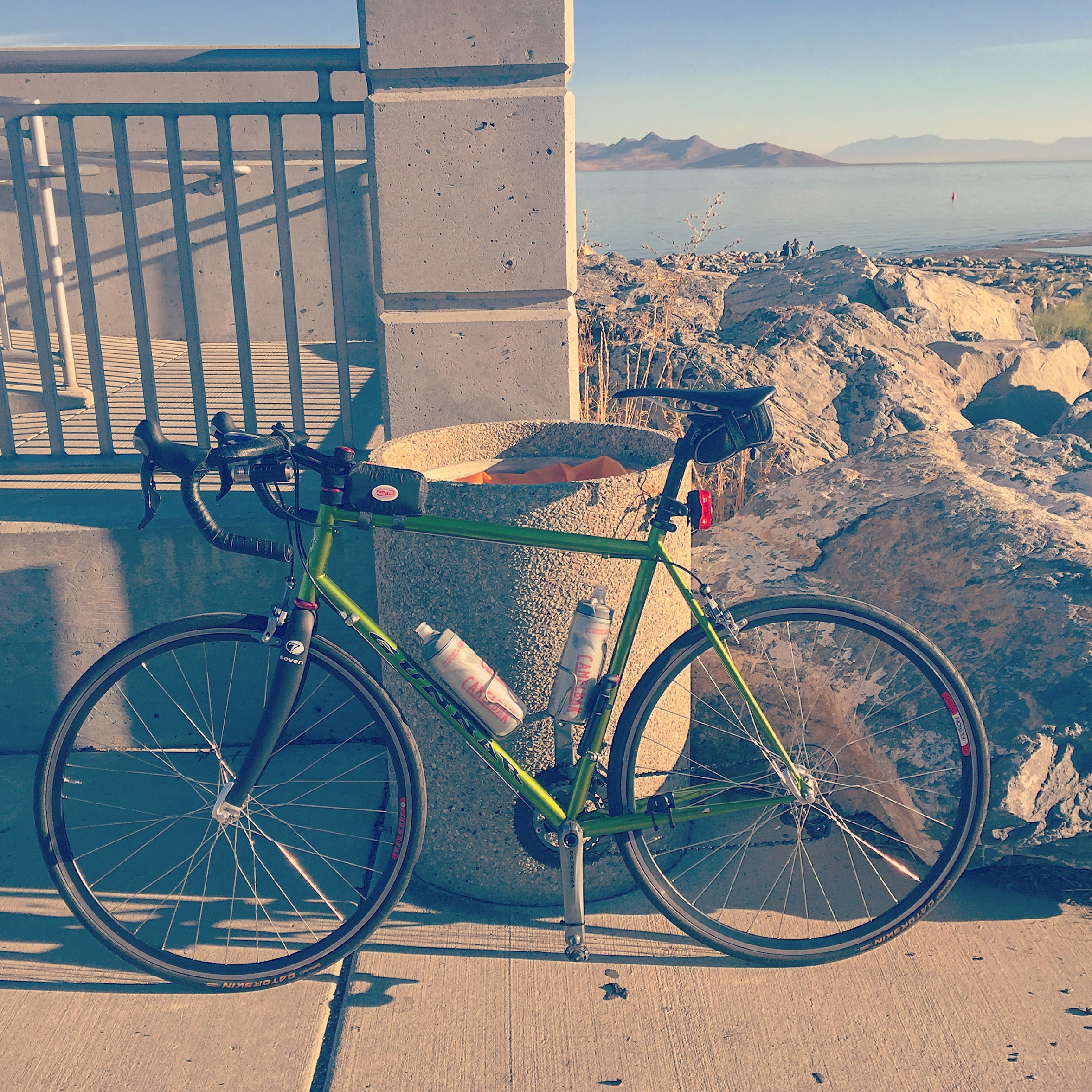 Matt's Gunnar Roadie with Ultegra