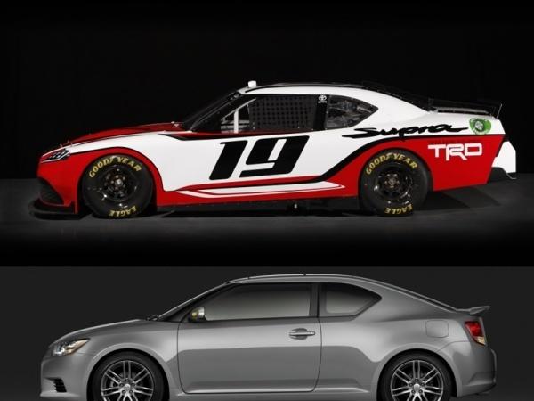 Ford Explorer Carbon Monoxide Recall >> Toyota Supra Race Car Revealed For NASCAR Xfinity Series ...