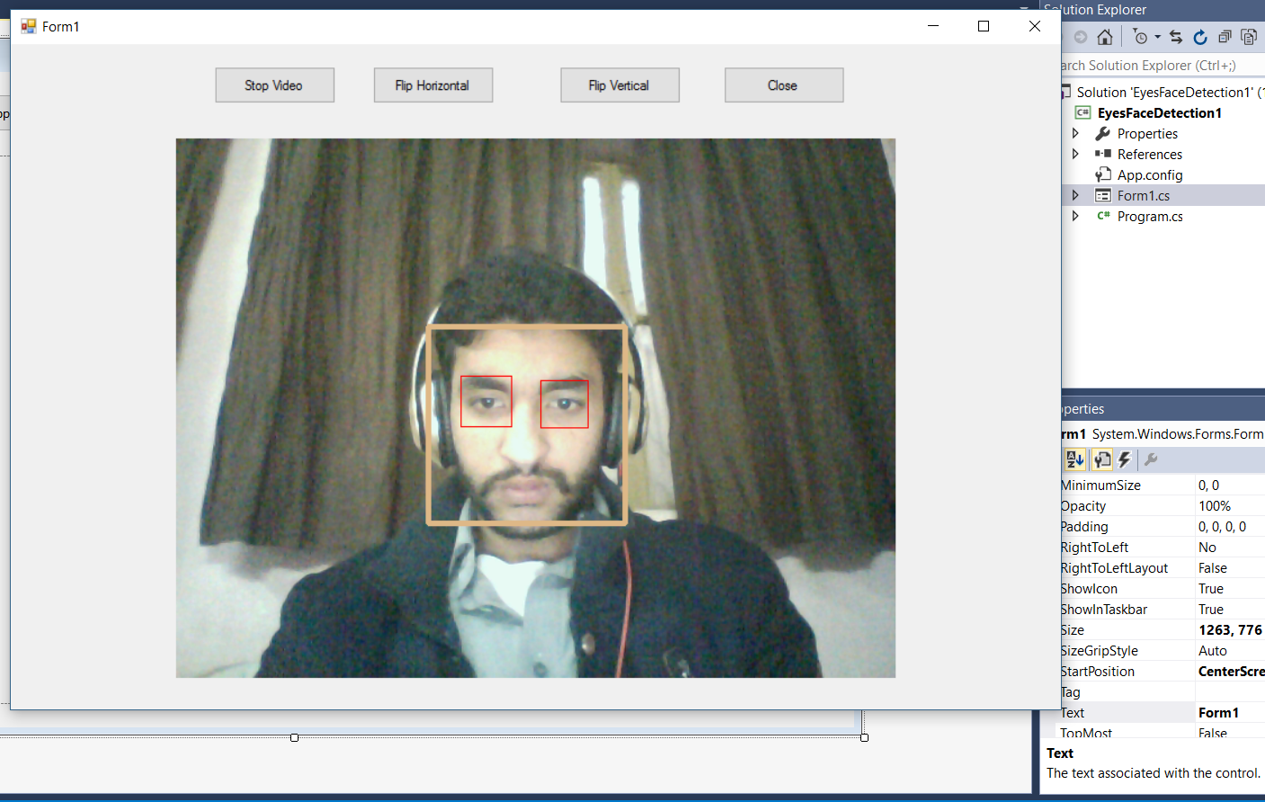 face detection and recognition in c  using emgucv 3 0  opencv wrapper   u2013 part 1  u00ab ahmed u0026 39 s blog