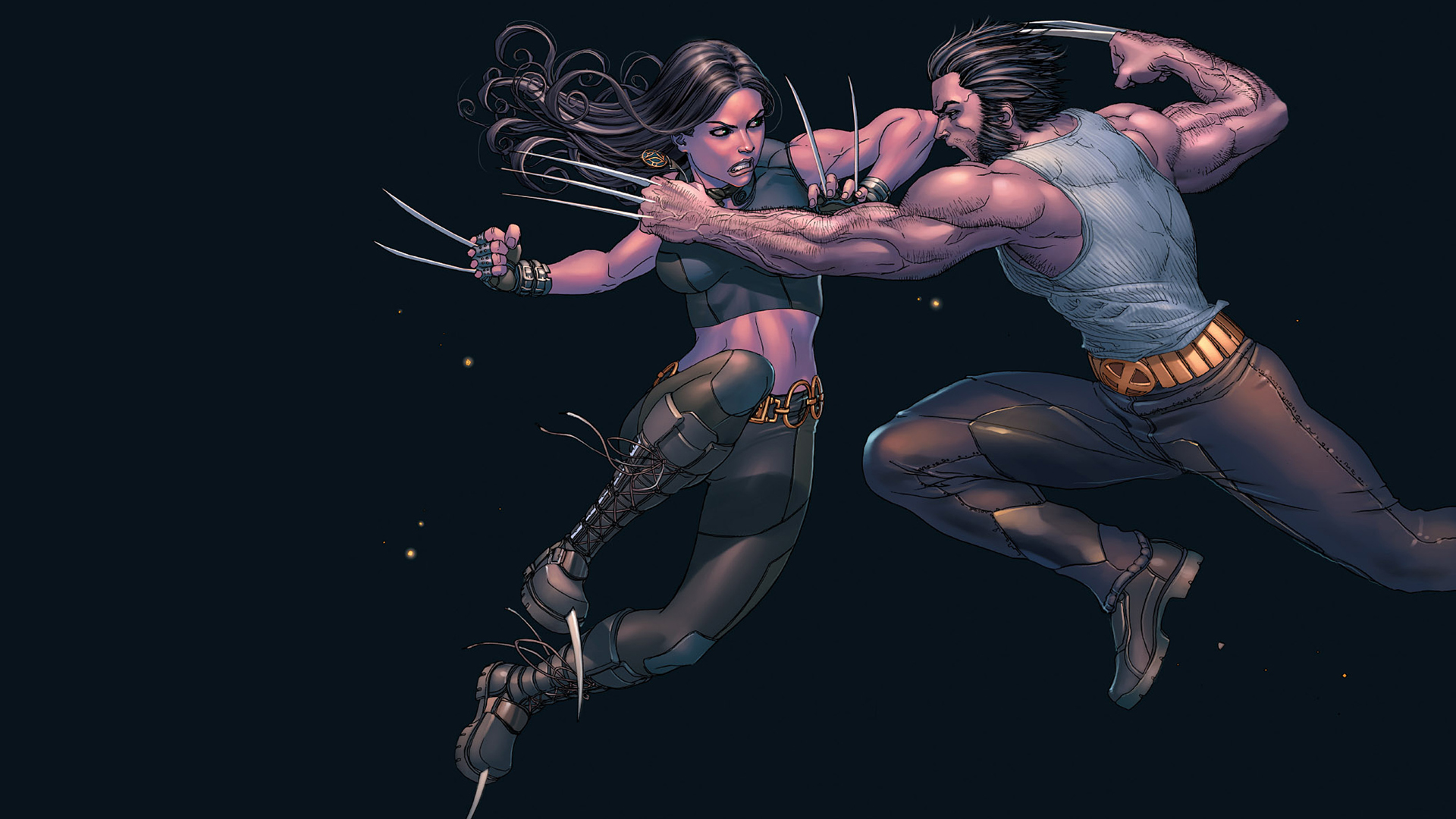 Marvel Superheroines images X23 HD wallpaper and