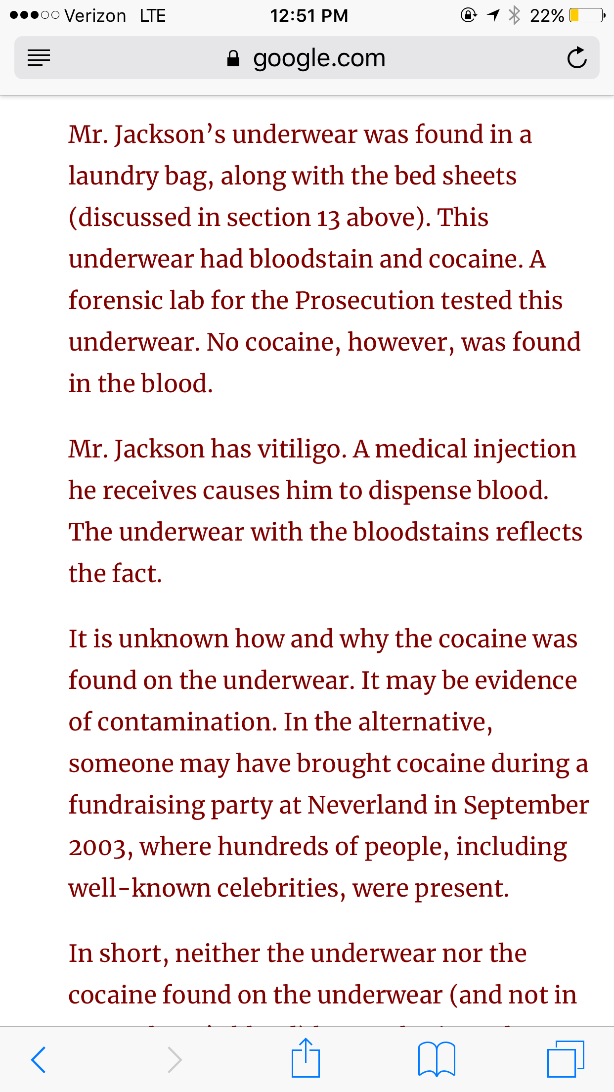 The Evidence Keeps Adding Up  MJ Facts