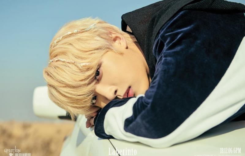 Up10tion Sunyeol 2018