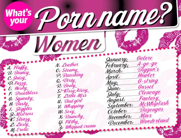 What is your porn name pics 71