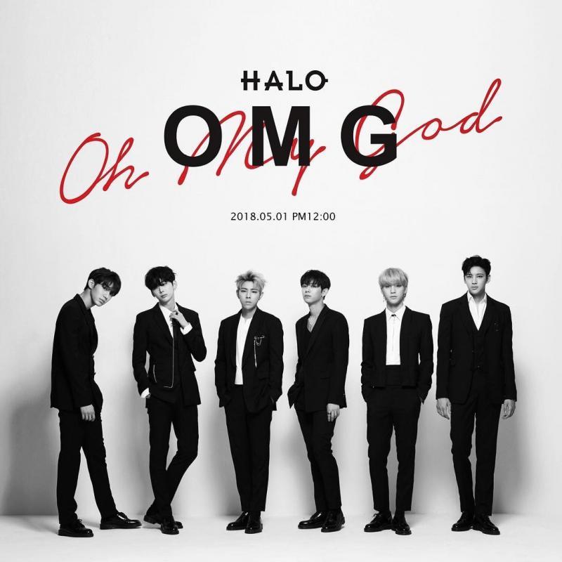 Halo Korean band