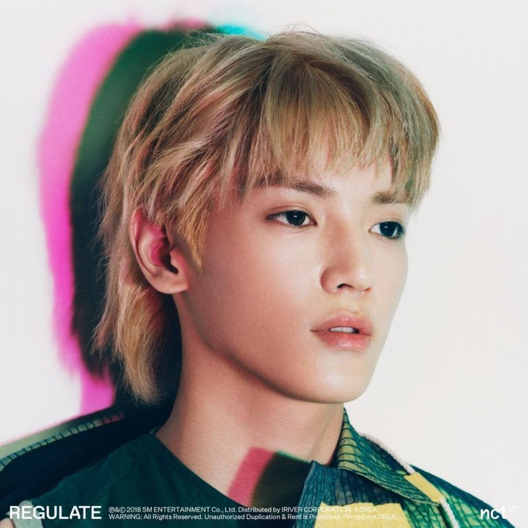 Taeyong NCT 2018