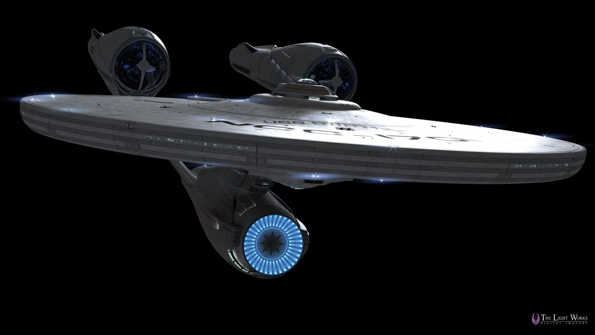 Thumbnail What Version I Love Is The Enterprise Refit From Startrek
