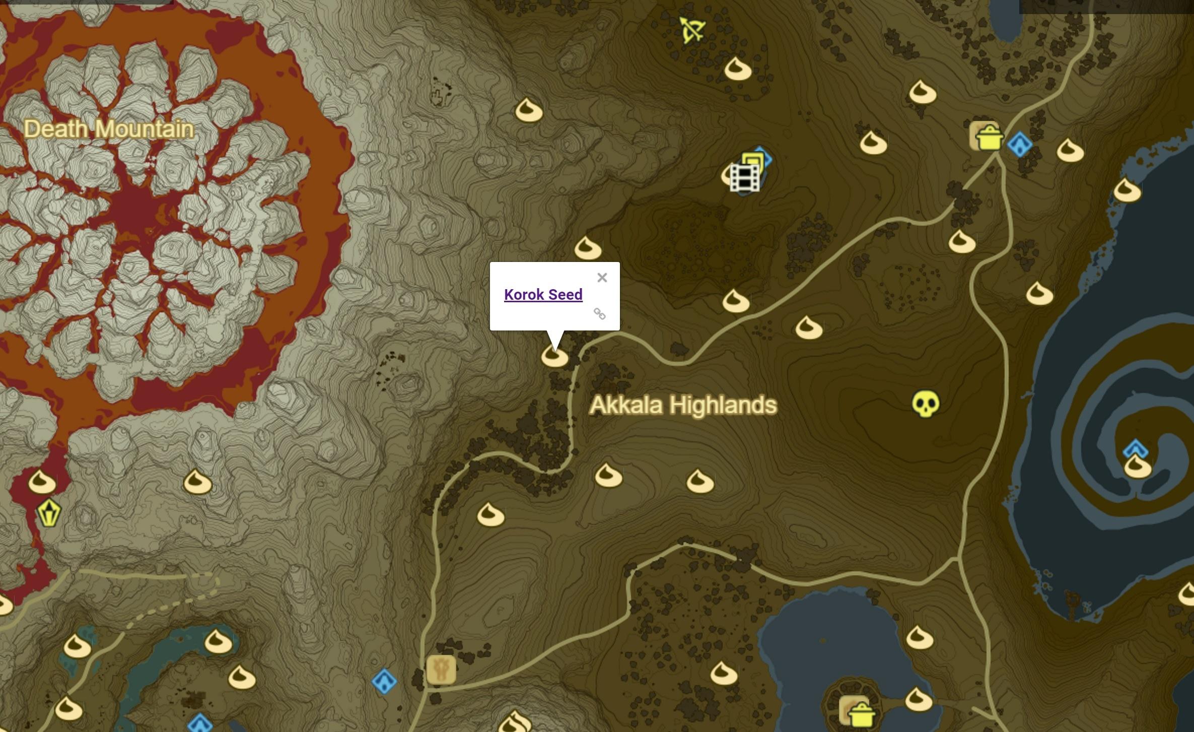 Breath of the Wild Korok Seed Locations – Zelda Dungeon