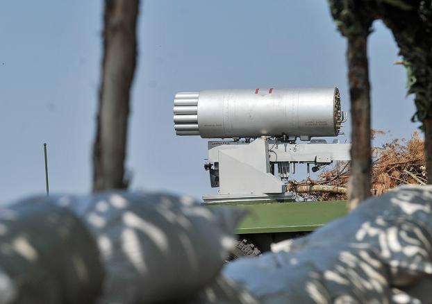 "Вместо стандартов НАТО стандарты АТО или ""Фантом-2"" (ФОТО)"