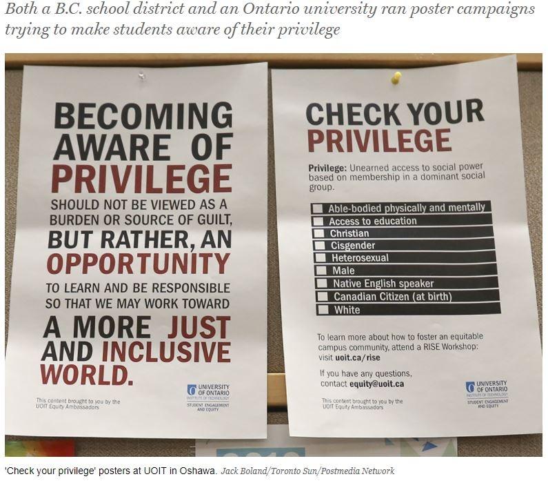 Heterosexual privilege awareness