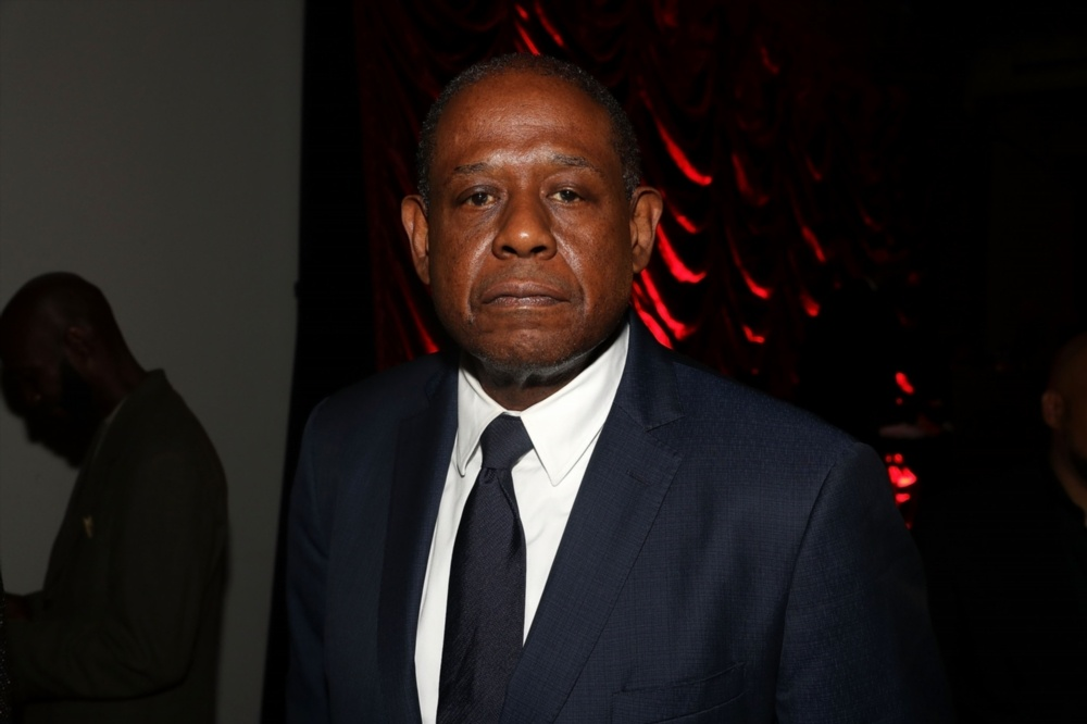 Forest Whitaker Files for Divorce from Wife Keisha After ...