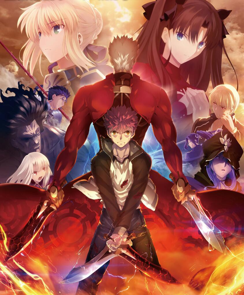 Which Fate Anime Series Route Did You Like The Most For