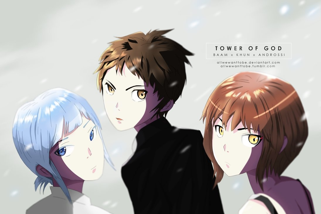 Anime: Korean Animation Industry - Tower of God · Anime is