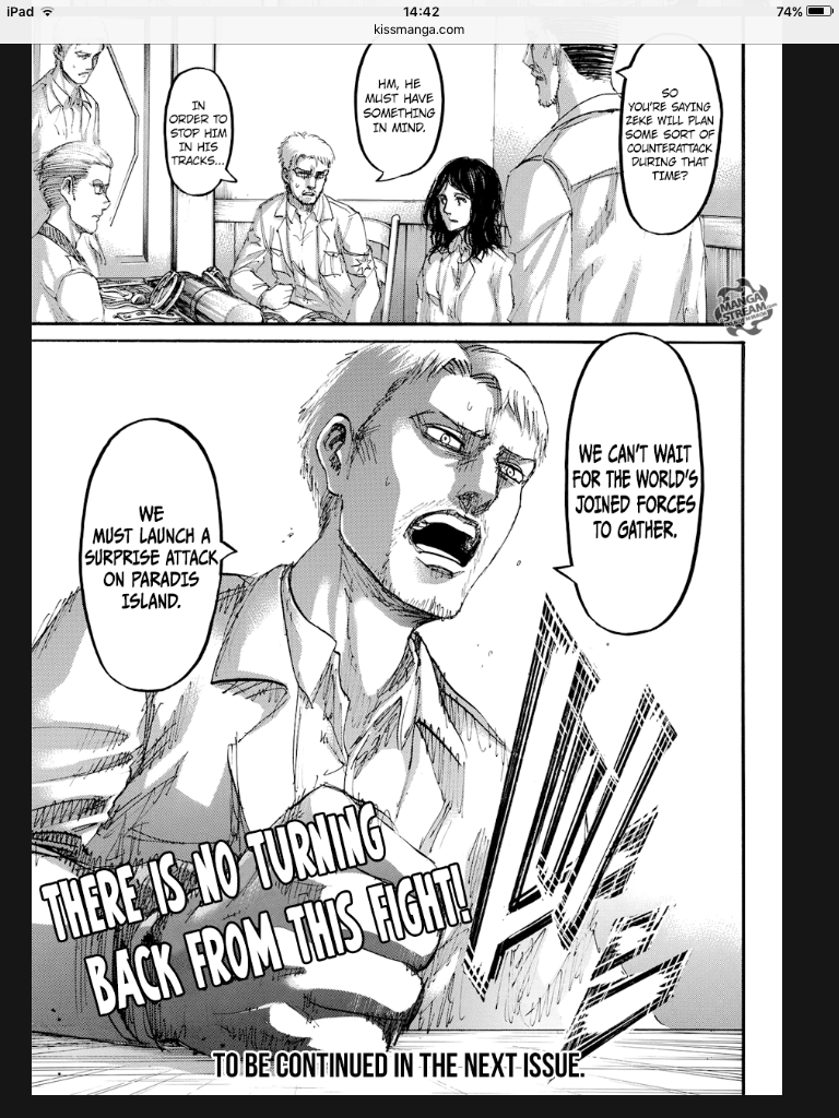 Manga: Attack on Titan ch108 review  Spoilers · Anime is Love, Anime