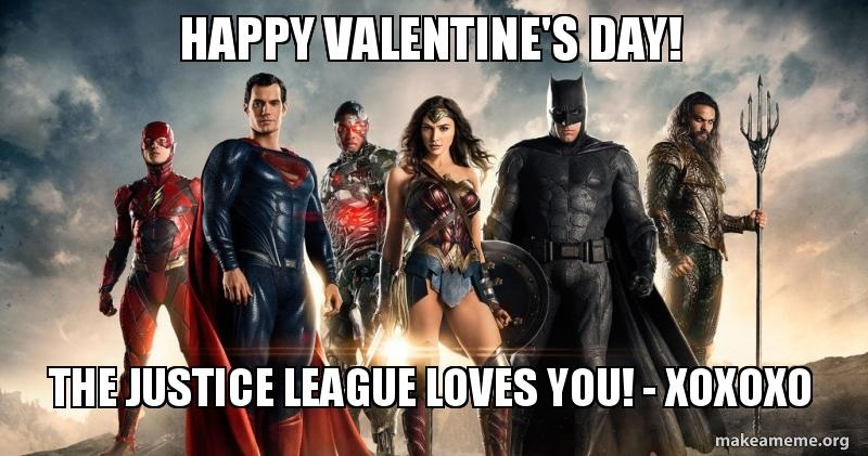 In case of Valentine's Day, copy and paste meme    · Sci-Fi · Disqus
