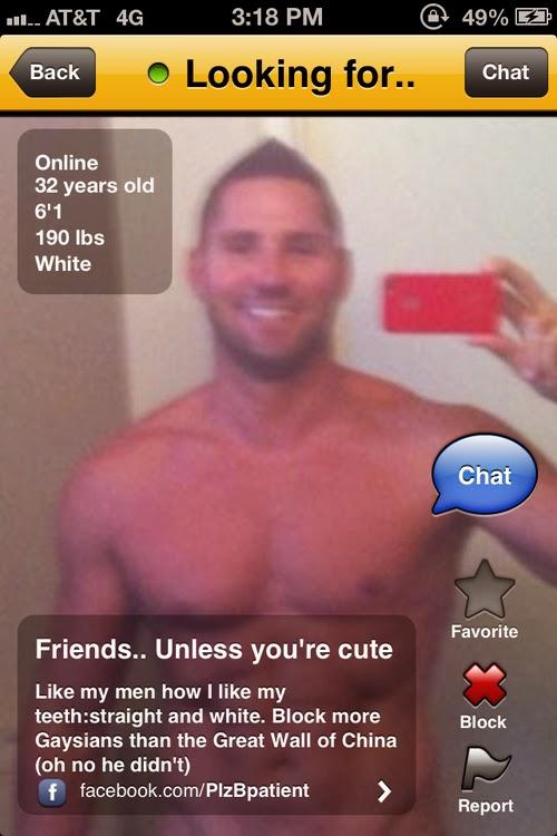 Using Facebook to Meet Gay Men