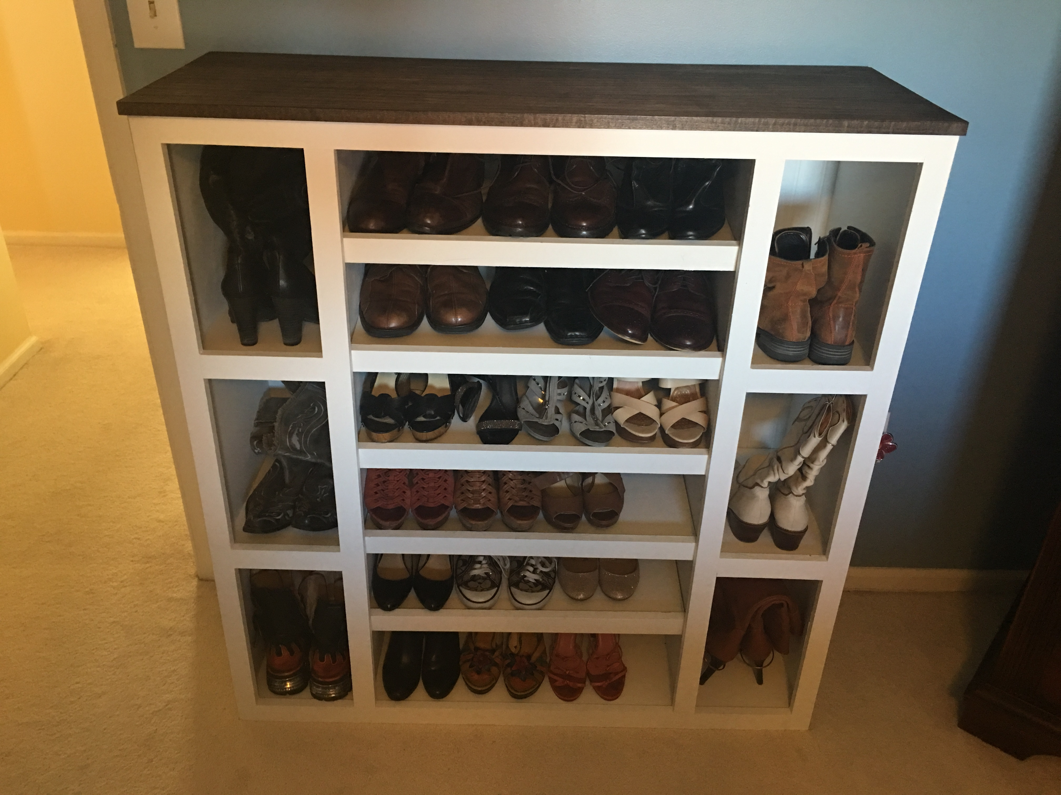 a closet of walk installation for in storage organizer software closetmaid ideas space shelving easy to maid furniture design how shoe custom closets systems size organize shelves hardware savers full shelftrack