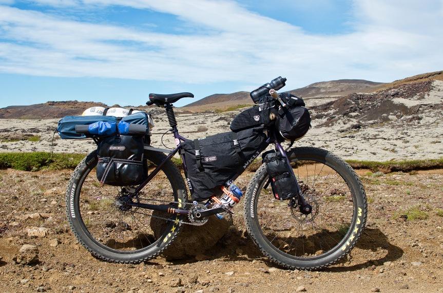 Ortlieb Gravel Pack Bikepacking Panniers Bikepacking Com