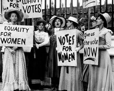 The Mother Who Saved Suffrage Passing 19th Amendment