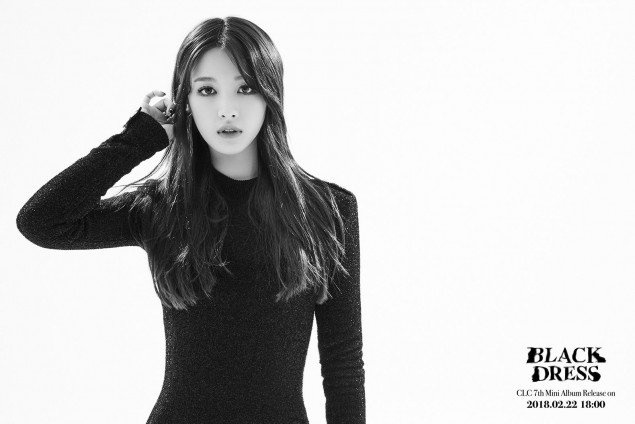 Seunghee CLC 2018