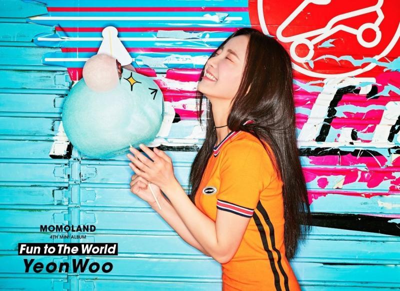 Yeonwoo Momoland